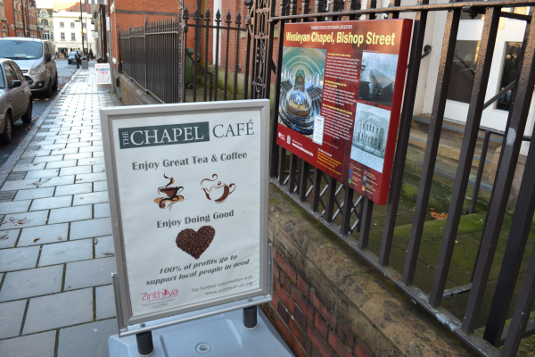 The Chapel Cafe